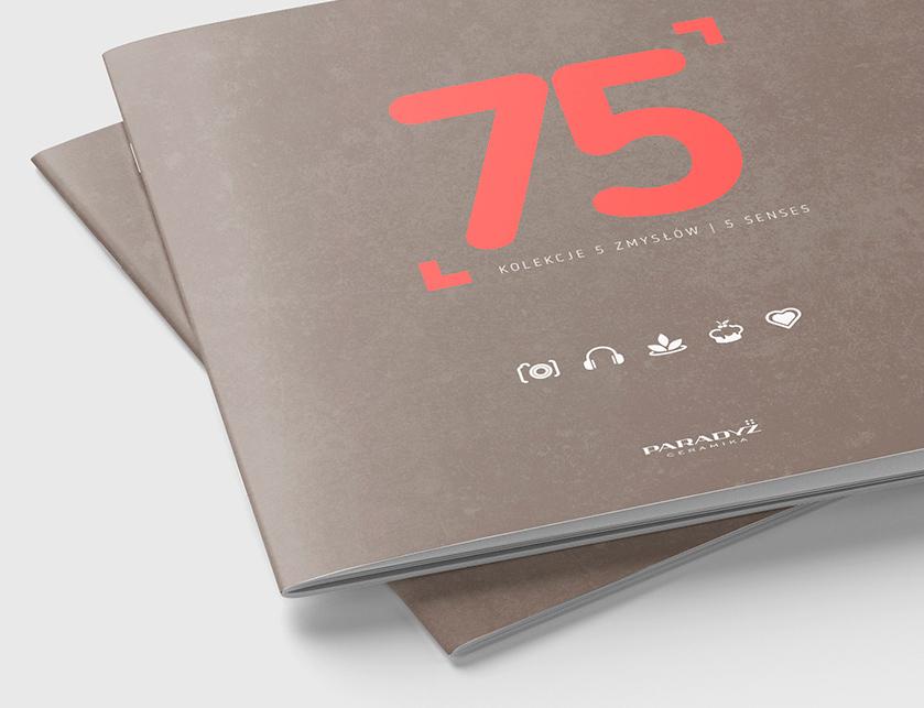 Ceramika Paradyż Katalog Kolekcje 5 Zmysłów